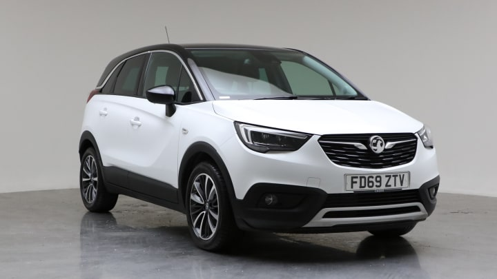 2019 Used Vauxhall Crossland X 1.2L Elite