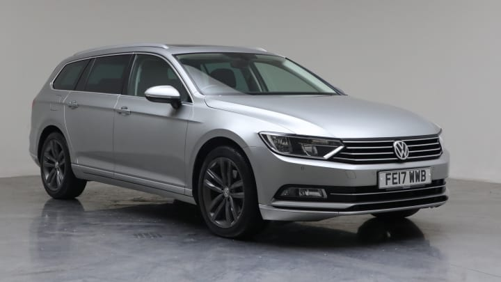 2017 Used Volkswagen Passat 2L GT BlueMotion Tech TDI