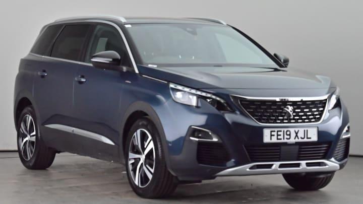 2019 used Peugeot 5008 1.5L GT Line BlueHDi
