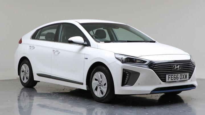 2016 Used Hyundai Ioniq 1.6L Premium SE h-GDi