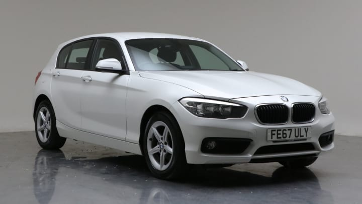 2017 Used BMW 1 Series 1.5L SE 118i