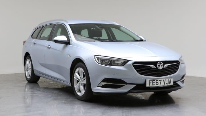 2018 Used Vauxhall Insignia 1.6L Tech Line Nav ecoTEC BlueInjection Turbo D