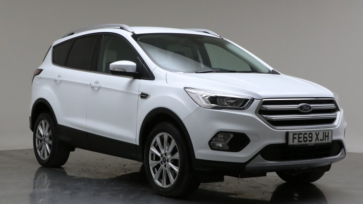 2019 Used Ford Kuga 2L Titanium Edition EcoBlue TDCi