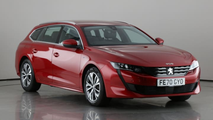 2020 used Peugeot 508 SW 1.6L Allure Edition