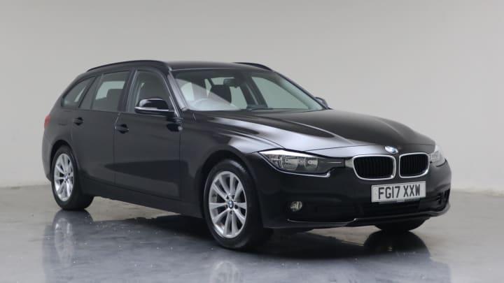 2017 Used BMW 3 Series 2L SE 318d