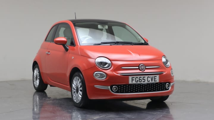 2015 Used Fiat 500 1.2L Lounge 8V