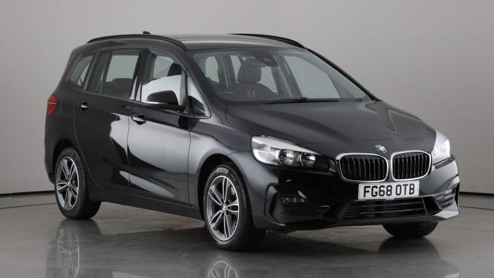 2018 Used BMW 2 Series Gran Tourer 2L Sport 220d