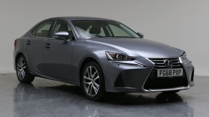 2018 Used Lexus IS 300 2.5L Executive Edition