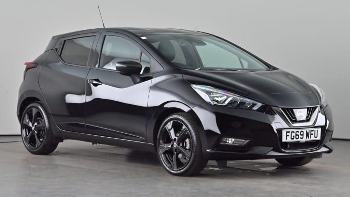 2020 Used Nissan Micra 1L N-Sport IG-T