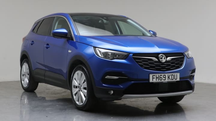 2020 Used Vauxhall Grandland X 1.2L Elite Nav Turbo