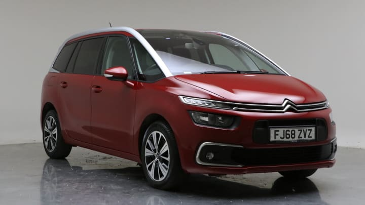 2018 Used Citroen Grand C4 SpaceTourer 2L Feel BlueHDi
