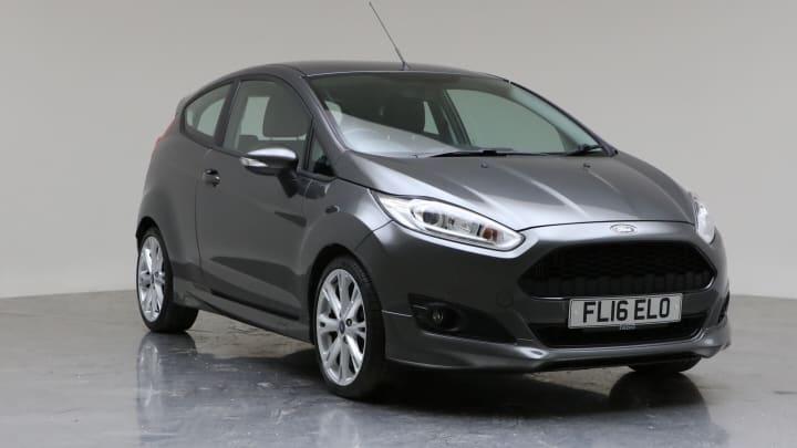 2016 Used Ford Fiesta 1L Zetec S EcoBoost T