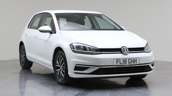 2018 Used Volkswagen Golf 1.4L SE TSI