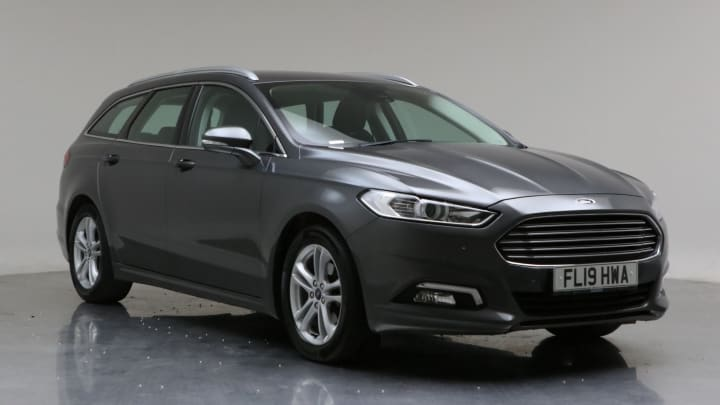 2019 Used Ford Mondeo 1.5L Zetec Edition EcoBoost T