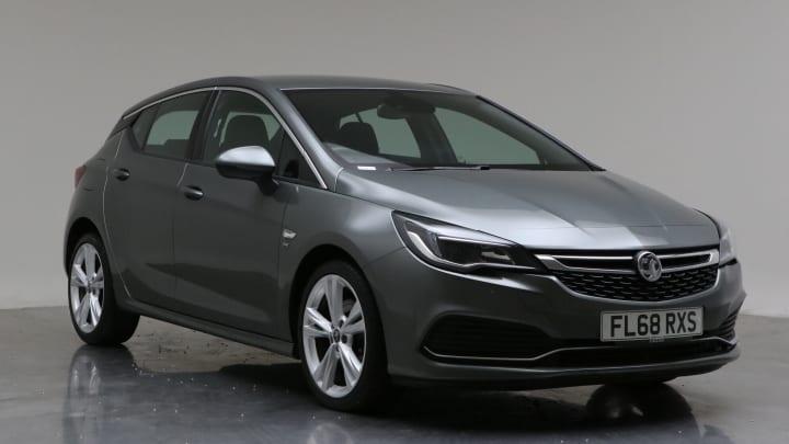 2018 Used Vauxhall Astra 1.6L SRi VX Line Nav BlueInjection CDTi BiTurbo