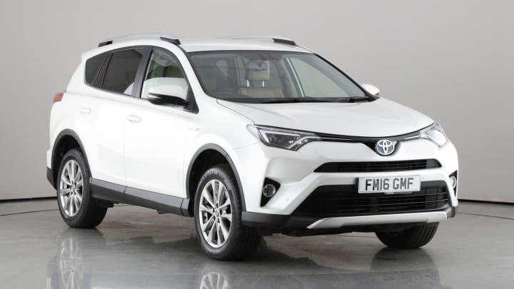 2016 Used Toyota RAV4 2.5L Excel VVT-h