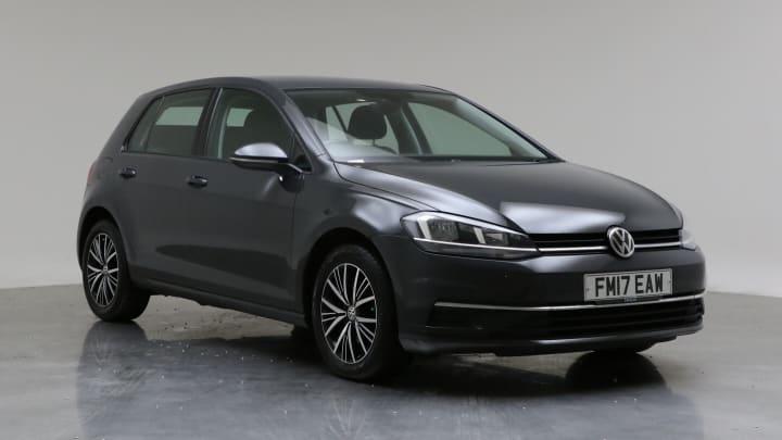 2017 Used Volkswagen Golf 1.6L SE Nav BlueMotion Tech TSI