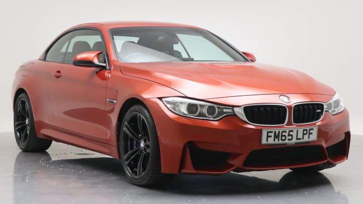 2016 Used BMW M4 3L