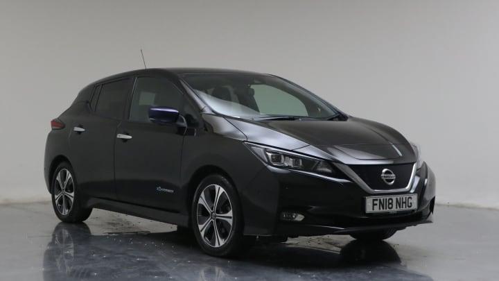 2018 Used Nissan Leaf Tekna