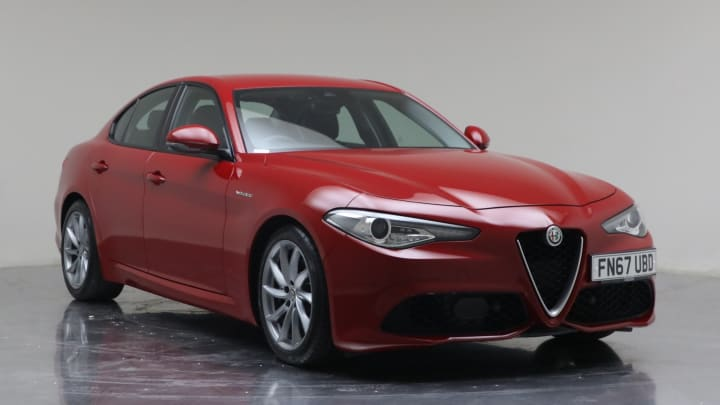 2017 used Alfa Romeo Giulia 2L Veloce T