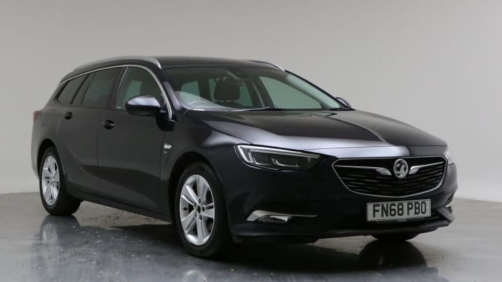 2018 Used Vauxhall Insignia 1.6L Elite Nav ecoTEC BlueInjection Turbo D