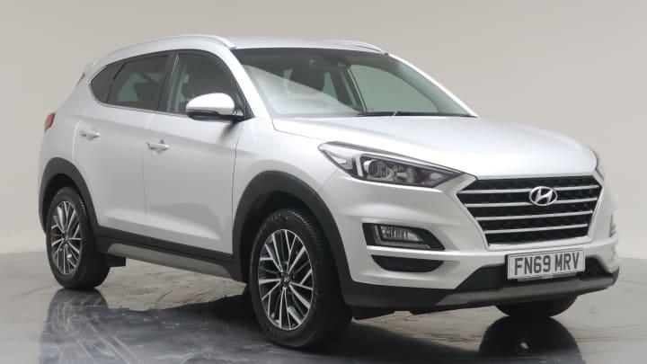 2019 Used Hyundai Tucson 1.6L Premium CRDi
