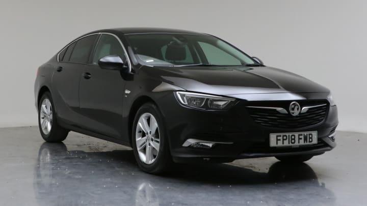 2018 Used Vauxhall Insignia 1.6L SRi Nav BlueInjection Turbo D