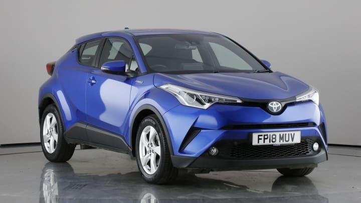 2018 Used Toyota C-HR 1.8L Icon VVT-h