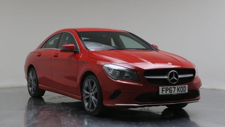 2017 Used Mercedes-Benz CLA Class 2.1L Sport CLA220d