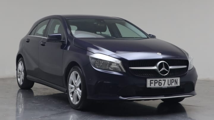 2017 Used Mercedes-Benz A Class 1.6L Sport A180