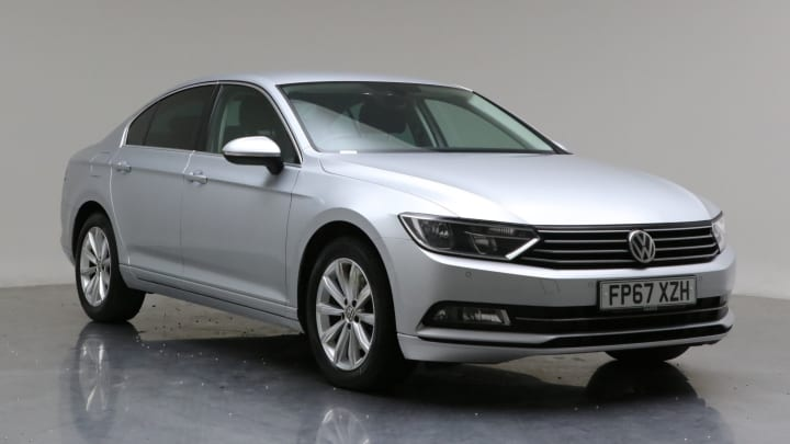 2017 Used Volkswagen Passat 1.6L SE Business TDI