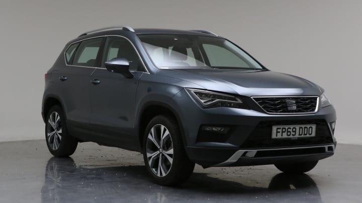 2019 Used Seat Ateca 1L SE Technology Ecomotive TSI