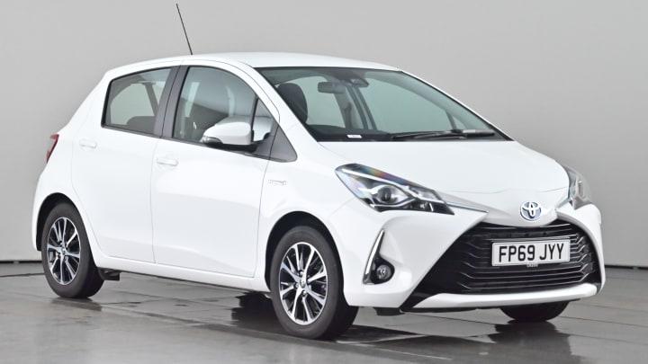 2019 Used Toyota Yaris 1.5L Icon Tech VVT-h