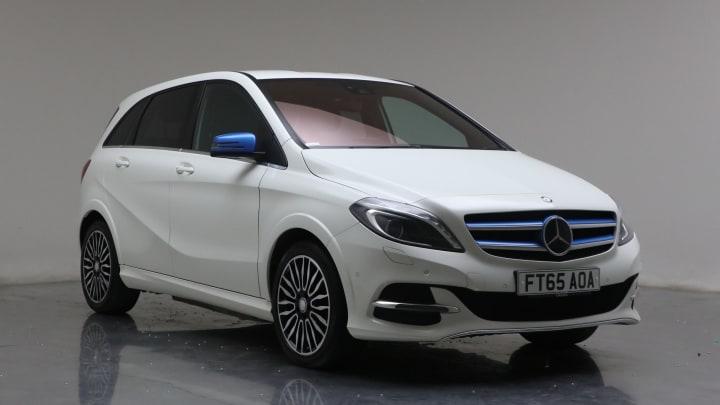2016 Used Mercedes-Benz B Class Electric Art B250e