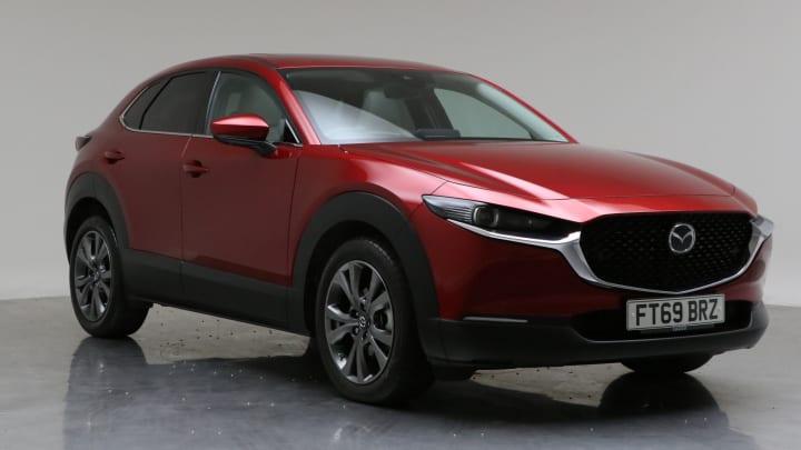 2020 Used Mazda CX-30 2L GT Sport Tech SKYACTIV-X MHEV