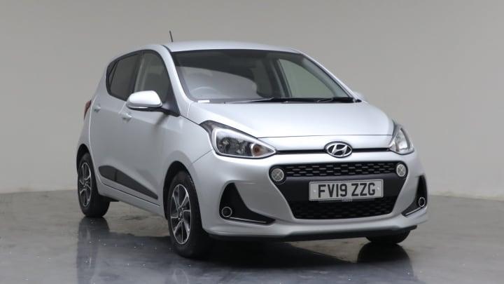 2019 Used Hyundai i10 1.2L Premium