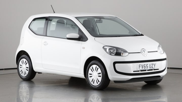 2016 Used Volkswagen up! 1L Move up!