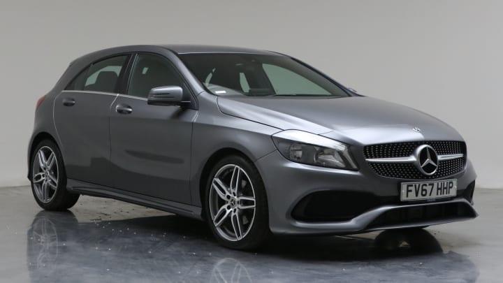 2017 Used Mercedes-Benz A Class 2.1L AMG Line A200d