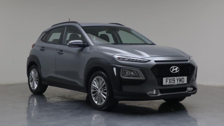 2019 Used Hyundai KONA 1L SE T-GDi