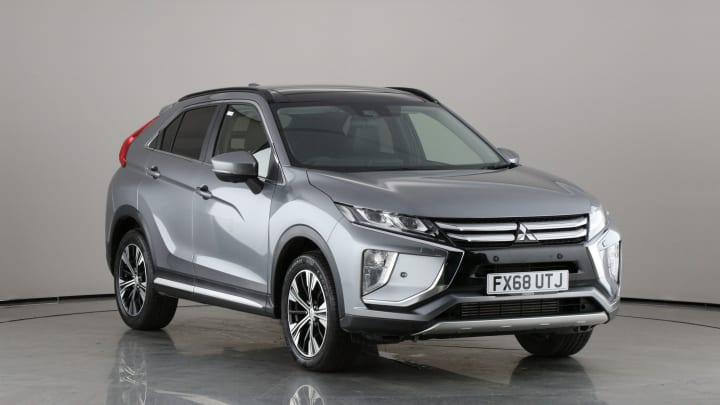 2018 used Mitsubishi Eclipse Cross 1.5L 4 T