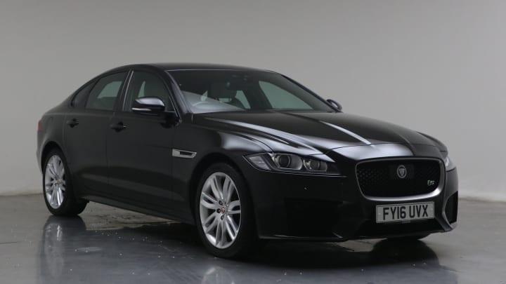 2016 used Jaguar XF 3L S d V6