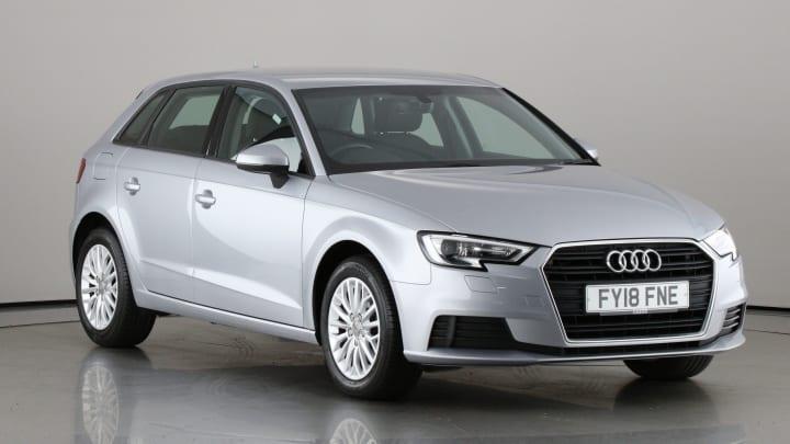 2018 used Audi A3 1L SE Technik TFSI