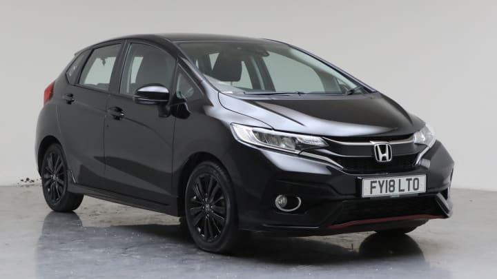 2018 Used Honda Jazz 1.5L Sport Navi i-VTEC