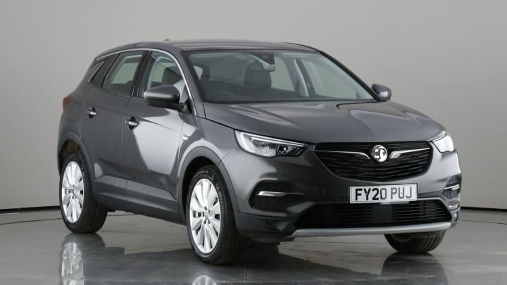 2020 Used Vauxhall Grandland X 1.5L Elite Nav BlueInjection Turbo D