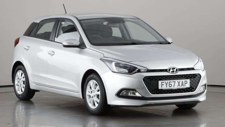 2017 Used Hyundai i20 1.4L SE