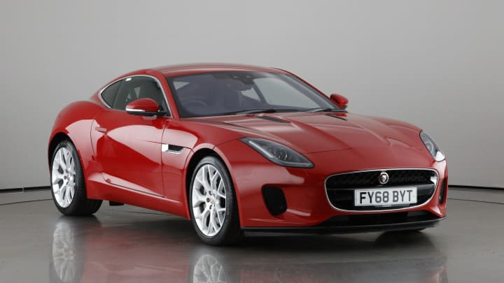 2018 Used Jaguar F-Type 3L V6