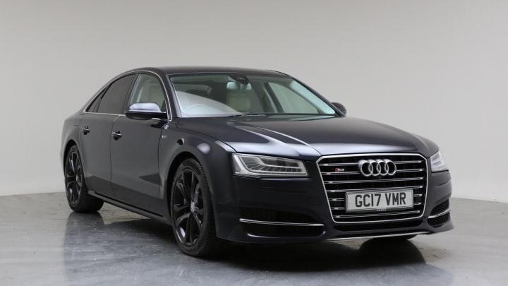 2017 used Audi S8 4L TFSI