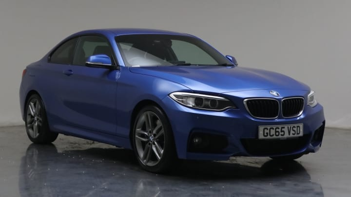 2015 used BMW 2 Series 2L M Sport 228i