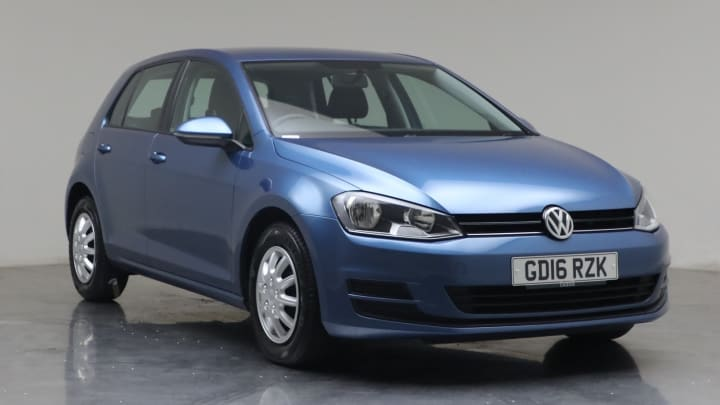 2016 Used Volkswagen Golf 1.6L S BlueMotion Tech TDI