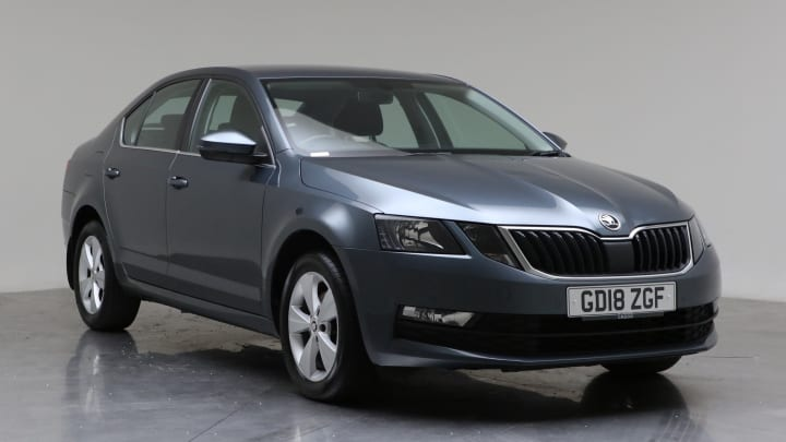 2018 Used Skoda Octavia 1.5L SE Technology ACT TSI